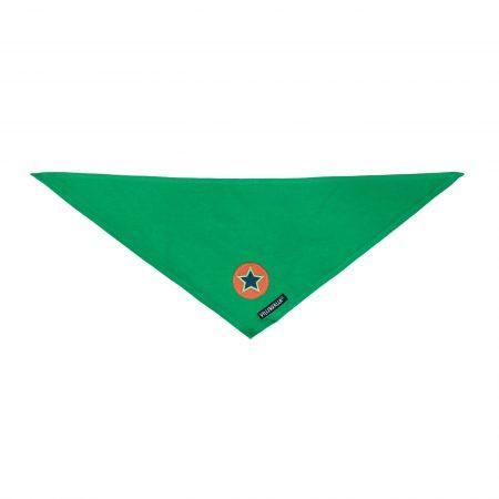 Bandana stella verde - Villervalla