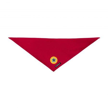 Bandana stella rosso - Villervalla