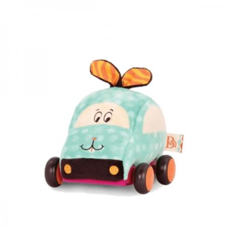 Macchina morbida celeste - B Toys