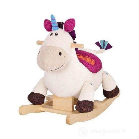 Unicorno a dondolo - B Toys