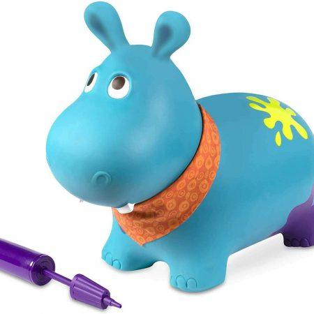 Ippopotamo gonfiabile cavalcabile - B Toys