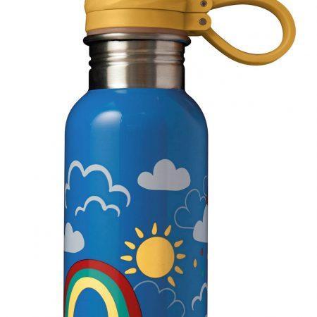 Borraccia Splish splash arcobaleno - Frugi