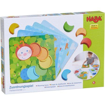 Gioco di classificazione Lunette colorate - Haba