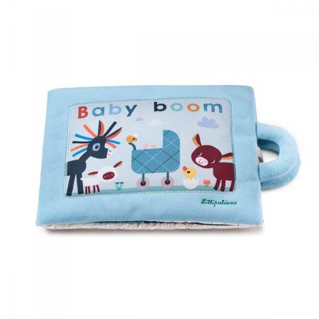 Baby boom - Libro attività - Lilliputiens