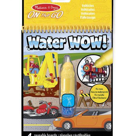 water wow veicoli - Melissa and Doug