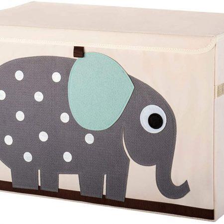 Baule portaoggetti elefante - 3sprouts