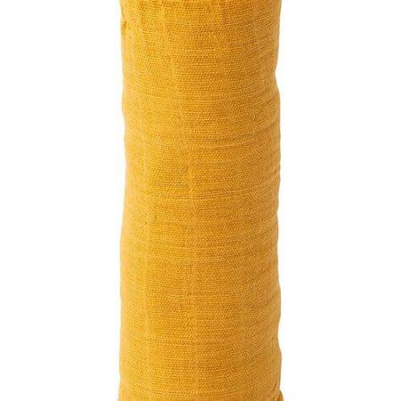 Mussola Swaddle Milleusi - giallo senape - 120 x 120 cm cotone - Little Unicorn