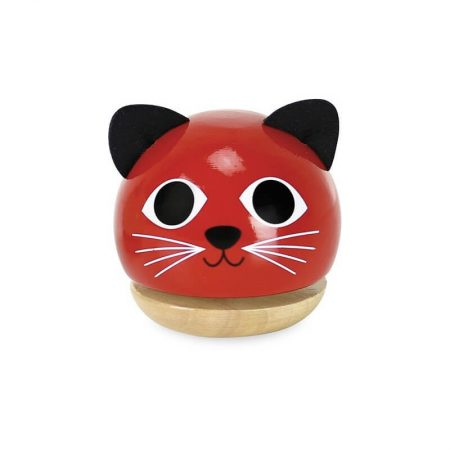 Cat music box - Vilac