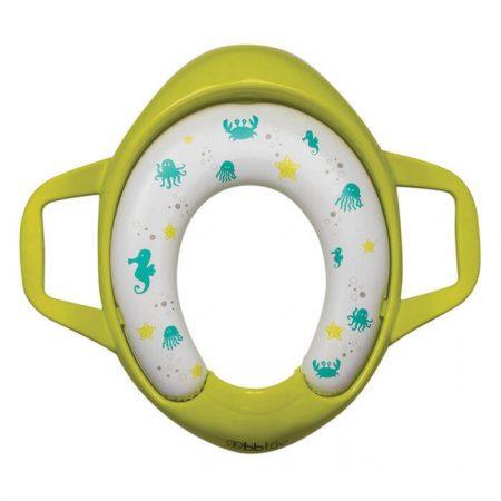 Riduttore per WC verde - bbluv