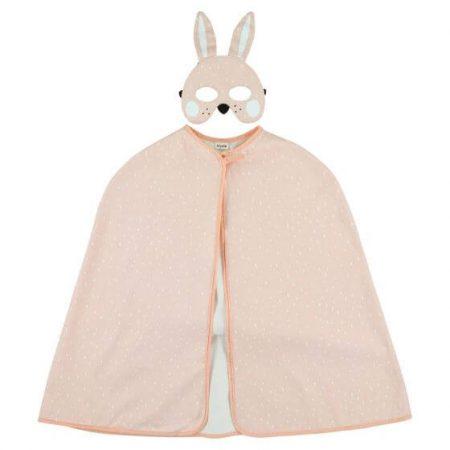 Mantello e maschera coniglio - Trixie