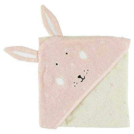 Accappatoio triangolo 75x75 cm. Mrs. Rabbit - Trixie