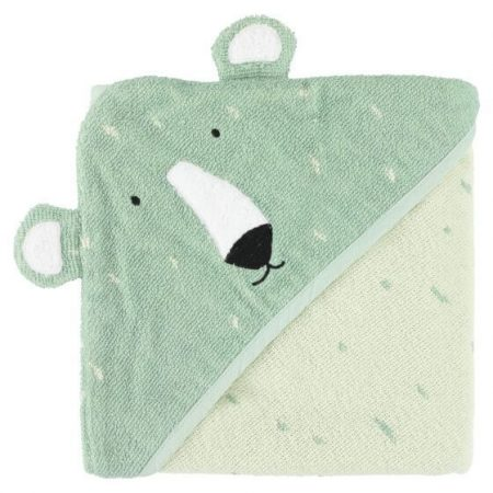 Accappatoio triangolo 75x75 cm. - Mr.Bear - Trixie