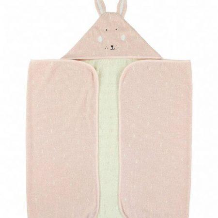 Hooded towel 70x130cm - Mrs Rabbit - Trixie