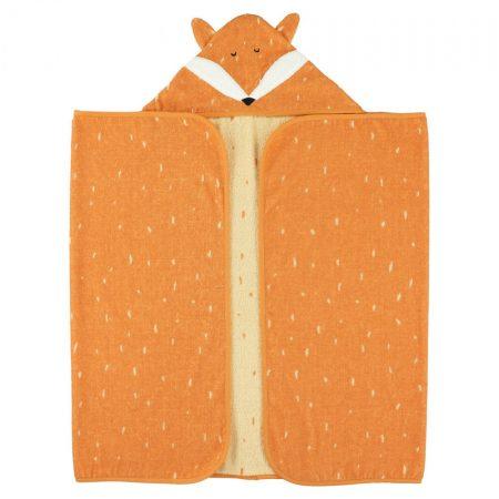 Hooded towel 70x130cm - Mrs Fox - Trixie